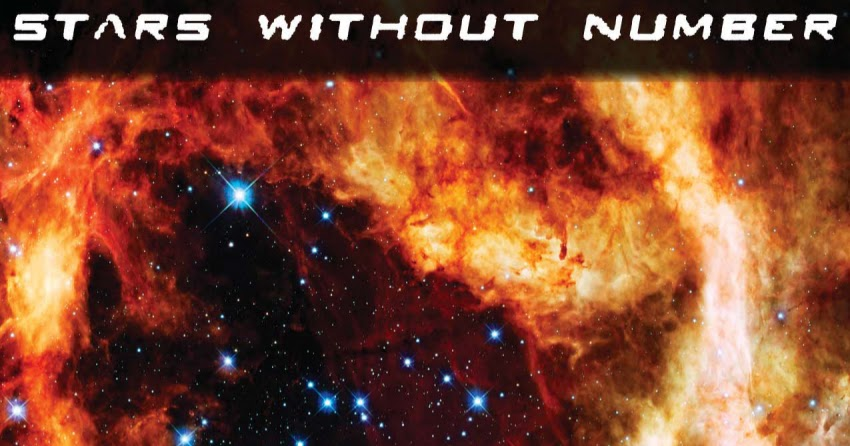 The cover of the Stars without Number book
